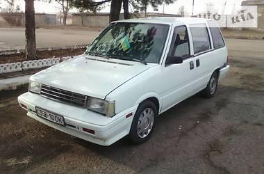 Nissan Prairie 1987