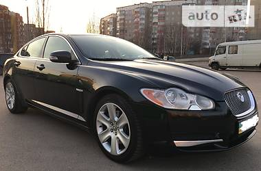 Jaguar XF 3.0 Premium Luxury 2008