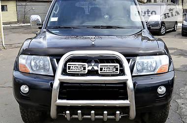 Mitsubishi Pajero Wagon 3.0 2006