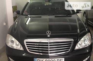 Mercedes-Benz S 320 S 320 long  4 matik 2009