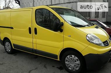 Renault Trafic груз. 2 2007