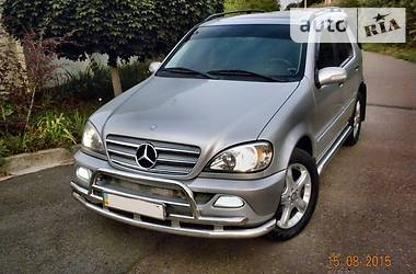 Mercedes-Benz ML 350 4 MATIC 2005