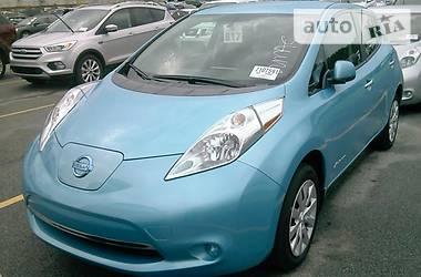 Nissan Leaf S 2014