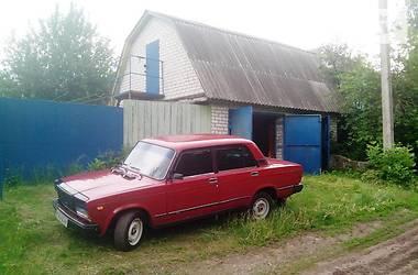 ВАЗ 2107 21074 1.6 1997