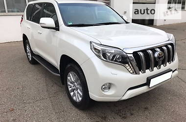 Toyota Land Cruiser Prado 2.8D-4D Executive 2016