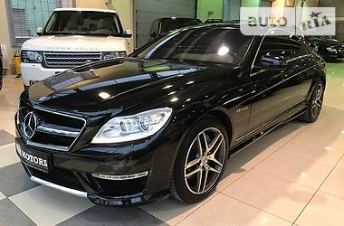 Mercedes-Benz CL 500 V8 BITURBO 2011