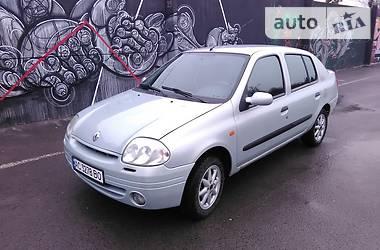 Renault Symbol 2002