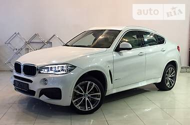 BMW X6 M30d INDIVIDUAL 2017