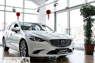 Mazda 6 2.0 АТ (165 л.с.) To 2017