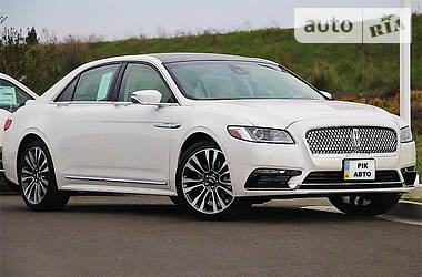 Lincoln Continental 2.7L AWD Select 2017