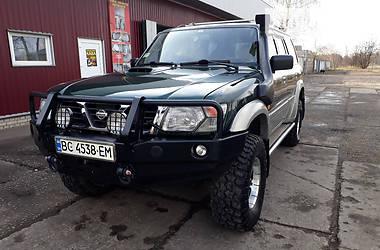 Nissan Patrol 3.0 2001