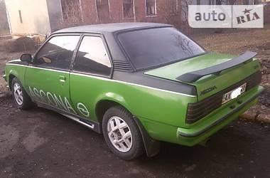 Opel Ascona 1984