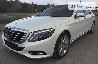 Mercedes-Benz S 350 d 4Matic Long 2015