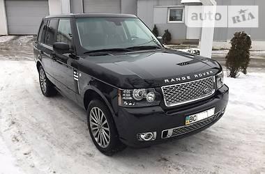 Land Rover Range Rover VOGUE 2012