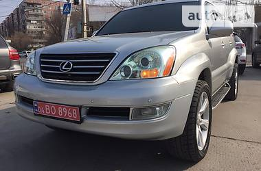 Lexus GX 2006