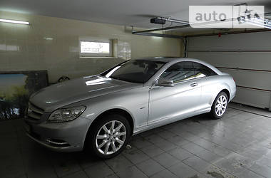 Mercedes-Benz CL 500 4 matik 2010