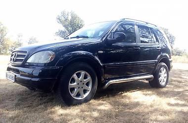 Mercedes-Benz ML 430 W163 2001