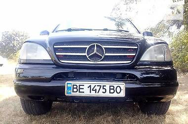 Mercedes-Benz ML 430 W163 2001