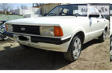 Ford Taunus 1982