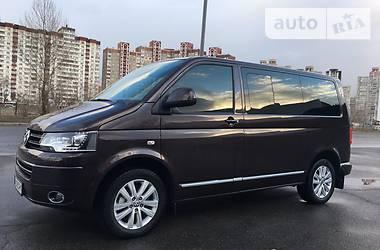 Volkswagen Caravelle Comfort 4Motion 2014