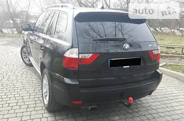 BMW X3 xdrive 2010