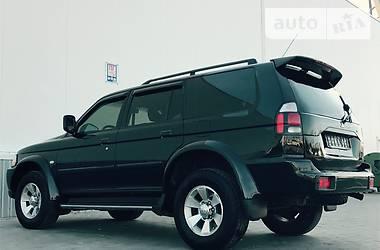 Mitsubishi Pajero Sport 2007