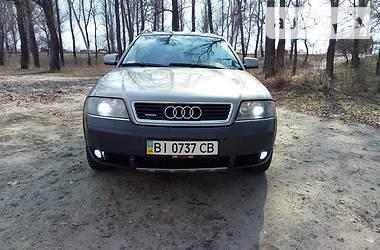 Audi A6 Allroad 2.5 TDI quattro 2001