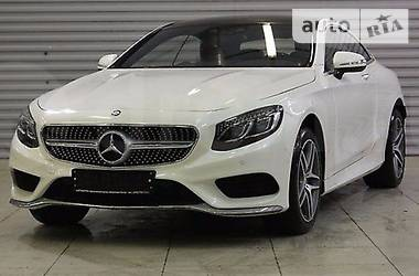 Mercedes-Benz S 500 AMG COUPE 4M 2017