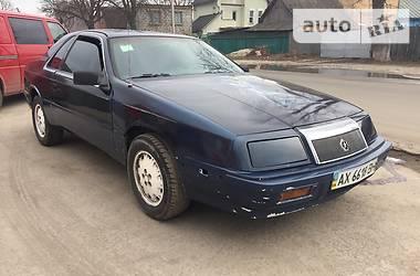 Chrysler LE Baron 2.2 1987