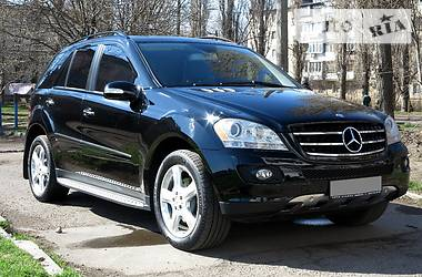 Mercedes-Benz ML 350 Premium III 2008