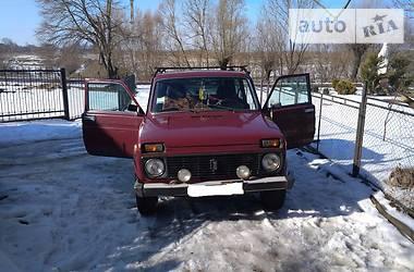 ВАЗ 2121 21214 1.7 i 2004