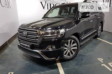 Toyota Land Cruiser 200 Special Edition 2018