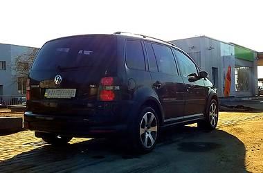 Volkswagen Cross Touran Sport 2007