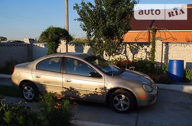 Chrysler Neon 2001