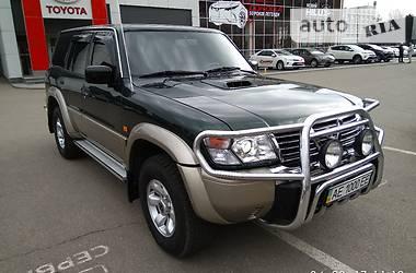 Nissan Patrol 4.2 2001