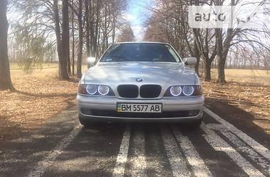 BMW 525 D 2001
