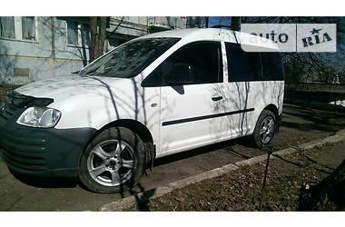 Volkswagen Caddy пасс. 1.9 TDI 2008