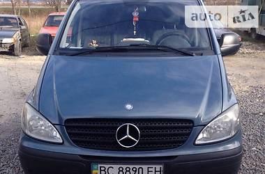 Mercedes-Benz Vito груз. 639 2007