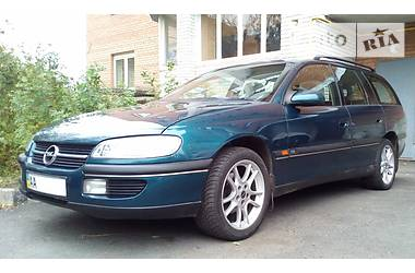 Opel Omega 2.0 16V 1996