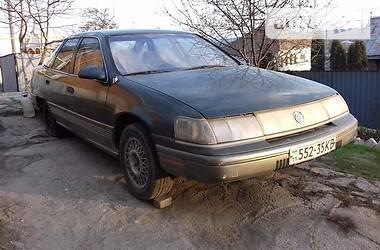 Ford Mercury 1989