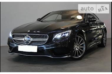 Mercedes-Benz S 500  4matic Coupe AMG 2014