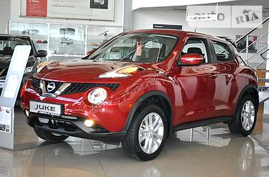 Nissan Juke AT SE+ (NAVI) 2017
