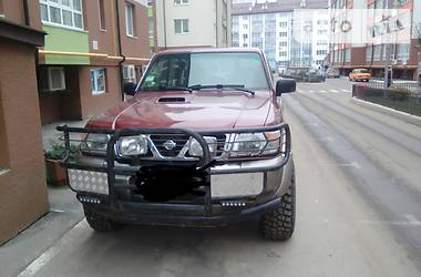 Nissan Patrol y 61 2001