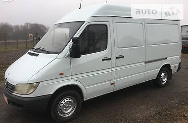 Mercedes-Benz Sprinter 316 груз.  2000