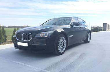 BMW 740 d XDrive\M 2011