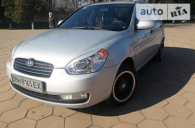Hyundai Accent 1.4 2008