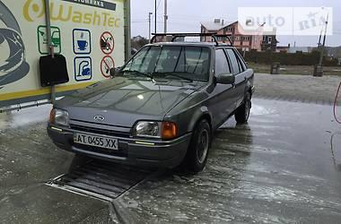 Ford Escort mk4 1989