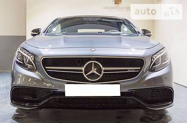 Mercedes-Benz SL 63 AMG AMG 4Matic Coupe 2016