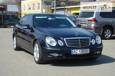 Mercedes-Benz E-Class 320СDI 2007