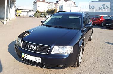 Audi A6 1.9 2004